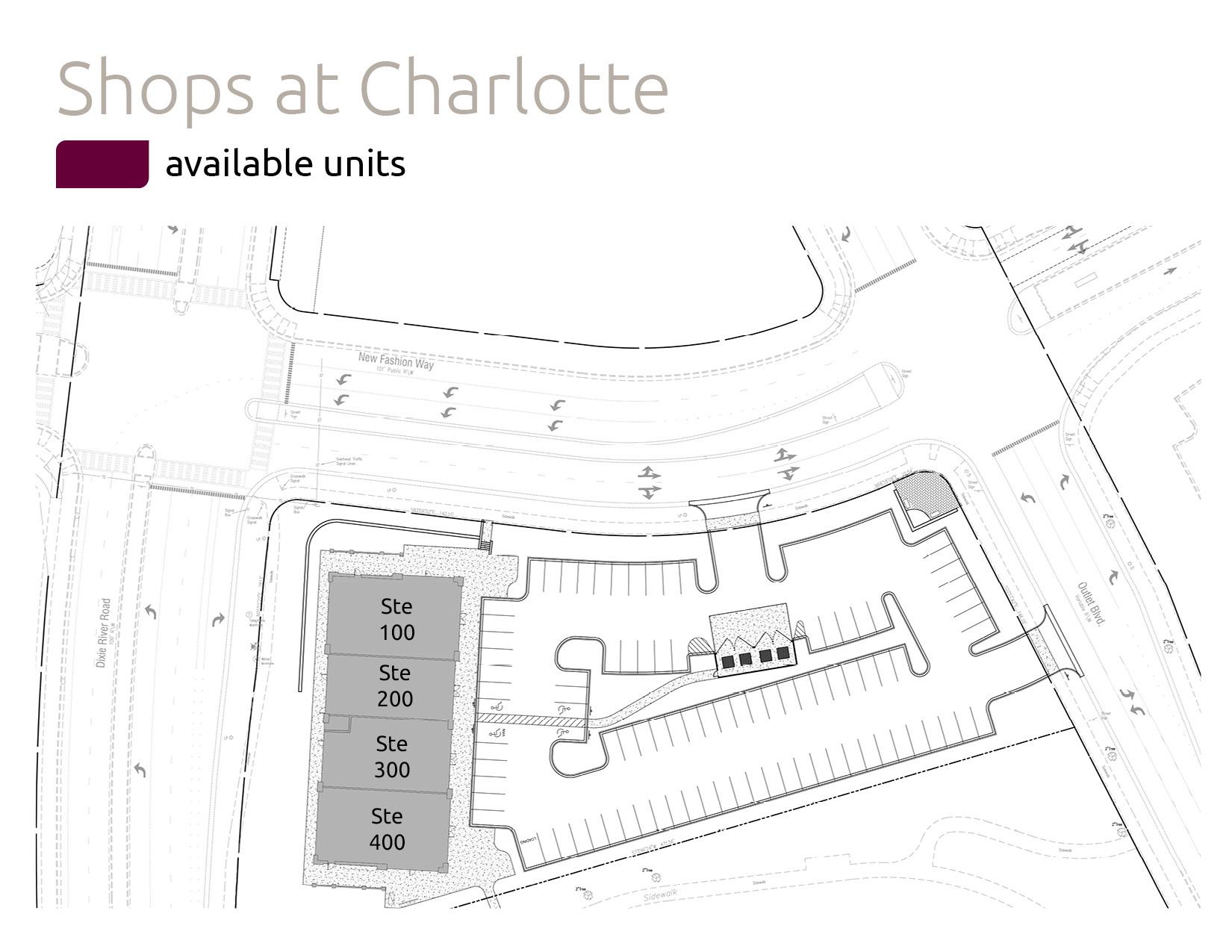 Charlotte Shops